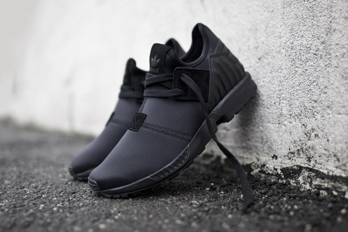 adidas zx flux plus one core black 1 | Deadstock Amsterdam