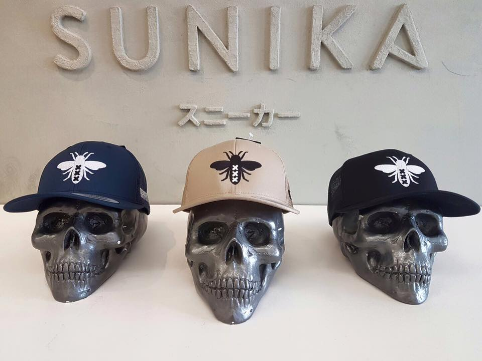 Deadstock Amsterdam ligt in Sunika