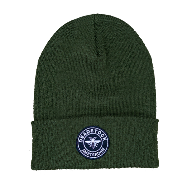 hunter-green-beanie