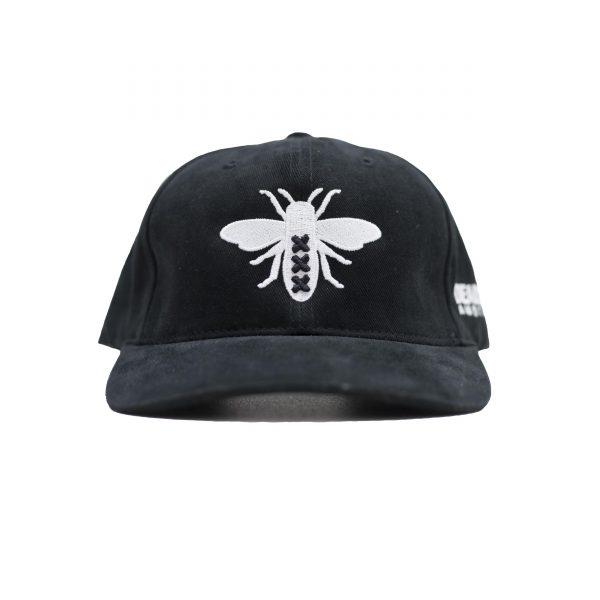 black baseball cap amsterdam