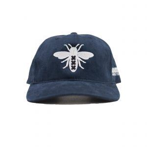 blue baseball cap amsterdam