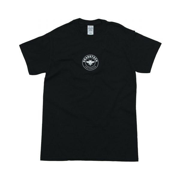 black t-shirt deadstock amsterdam 2017