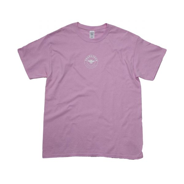 pink t-shirt deadstock amsterdam 2017
