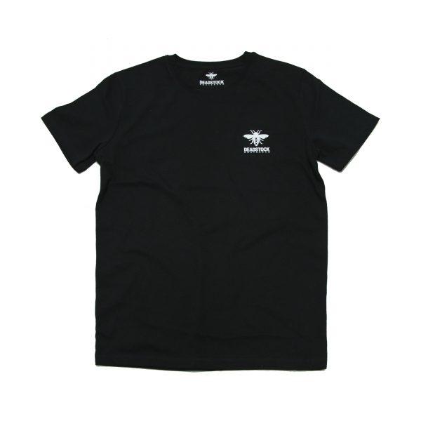 recht black t-shirt deadstock amsterdam 2018 ss
