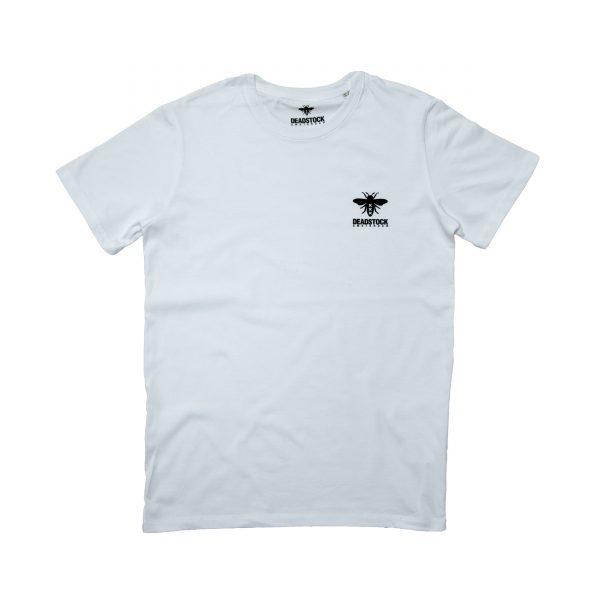 white t-shirt deadstock amsterdam 2018 ss