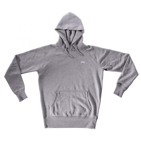 deadstock amsterdam grey hoodie
