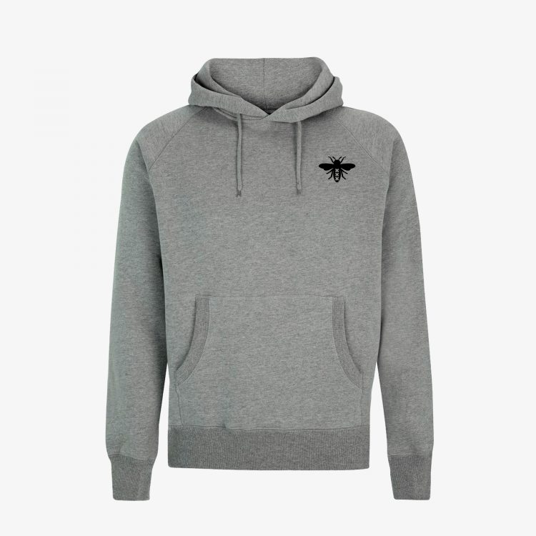 Classic-Grey-Hoodie-Front-Grey-Background