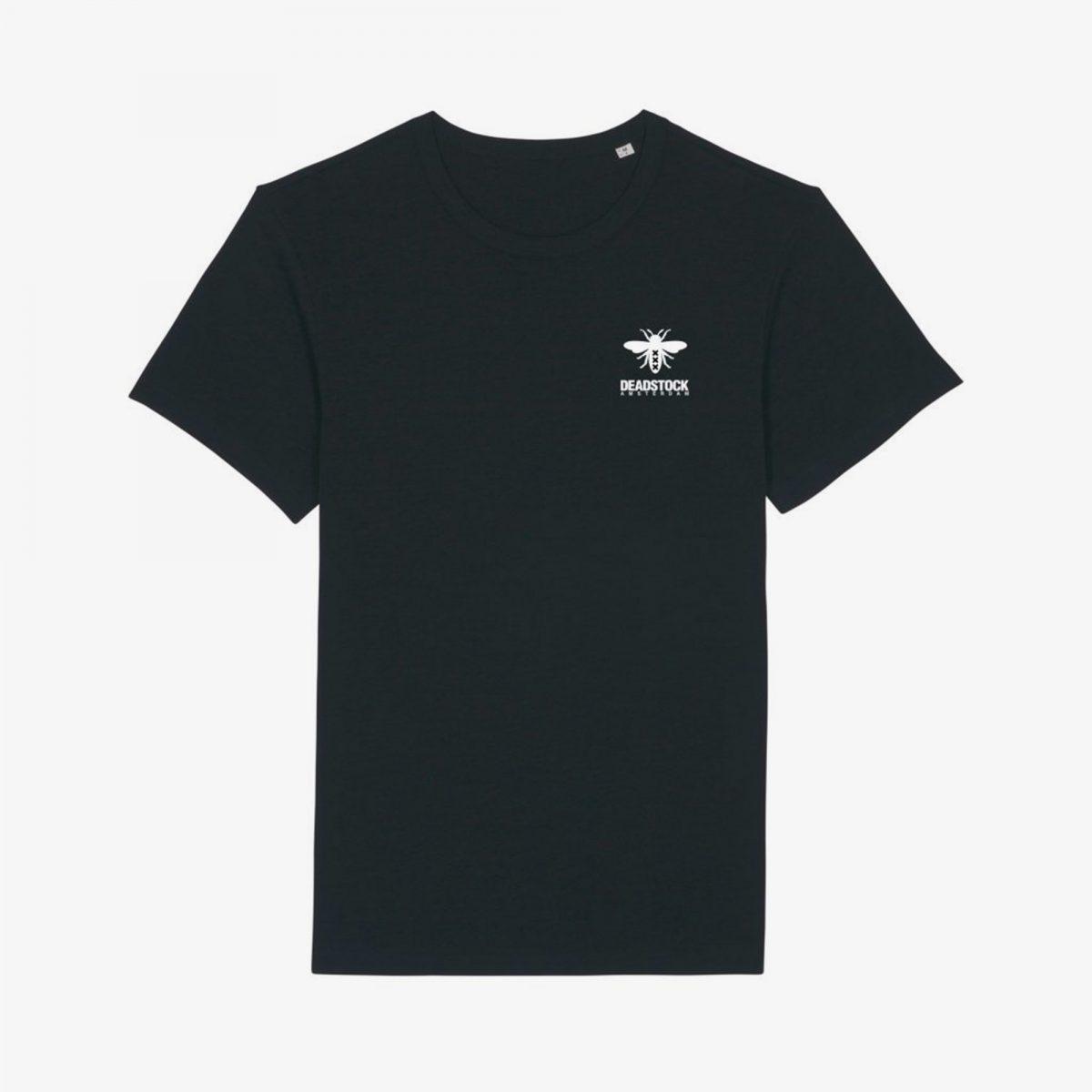 Heavy-Black-TShirt-Front-Grey-Background