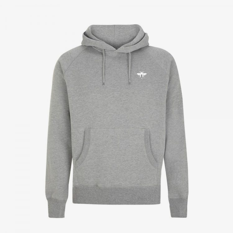 Heavy-Grey-Hoodie-Front-Grey-Background